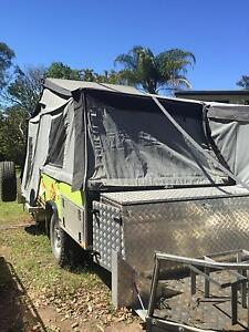 2011 CUB Supamatic Drover Off Road  Camper Trailer Glenorie The Hills District Preview