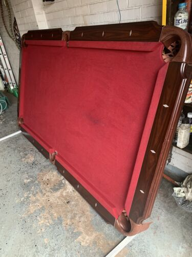 pool table 4ft x 7ft