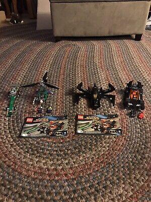 Lego Batman Set Lot