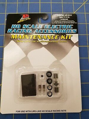 NEW! Life Like 433-9016 HO Scale Electric Racing Accessories Maintenance Kit for sale  Shipping to India