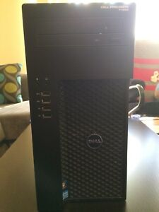 Ordinateur Dell Workstation