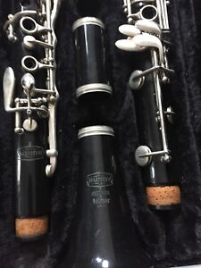 Selmer Bundy Resonite Clarinet