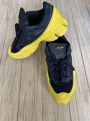 Raf Simons Ozweego Blue Yellow Adidas Size 10.5