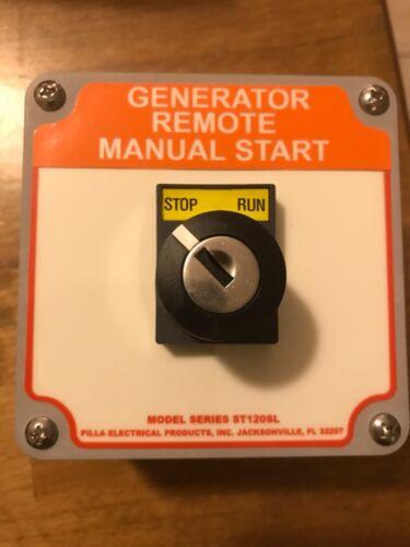 Key-turn Generator power remote start switch  Keyed-switch