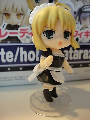 Fate Hollow Ataraxia Saber - Fate Hollow Ataraxia Maid SABER Nendoroid Petite