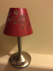 Christmas Candle Lamp
