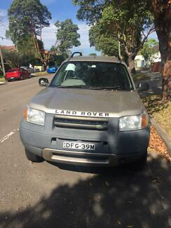 Land Rover- Registration just renewed!