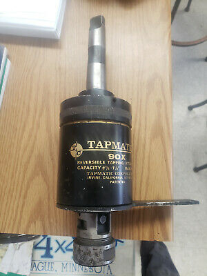 Tapmatic 90x Used One Collet No Wrenches