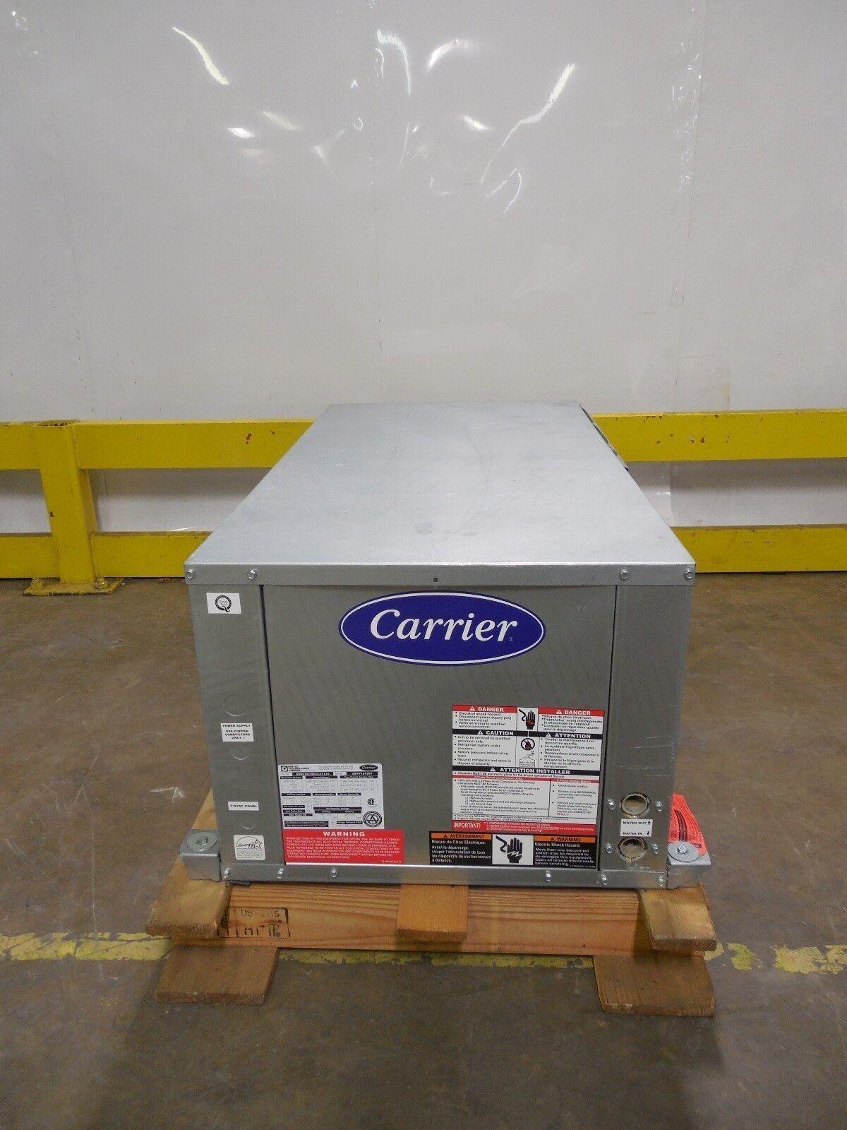 CARRIER HVAC 50RHR015ZCC31130 1PH 208/230V 1.14 TON COOLING 1.43 TON HEATING NEW