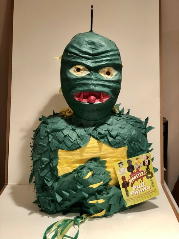 "Creature from the Black Lagoon 24"" Pinata 1998 RARE"