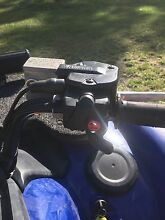 2014 Yamaha Grizzly 550 Burpengary Caboolture Area Preview