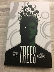 Graphic Novel- Trees