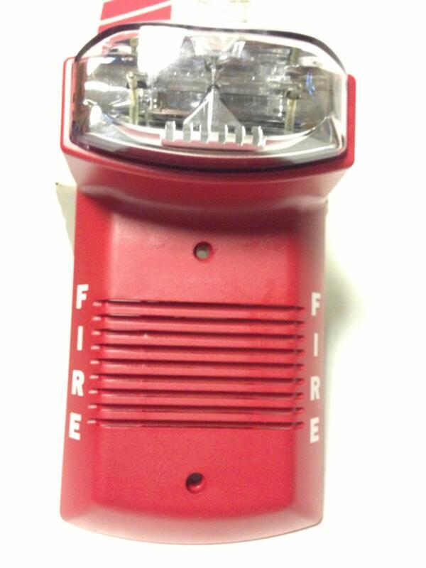 System Sensor Horn Strobe Ebay