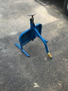Snowmobile Track Stand Skidoo Enfield
