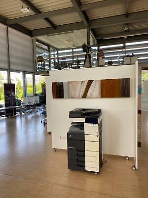 Konica Minolta bizhub C454e A3-A5 Farb- Drucker, Kopierer, Scanner, Fax