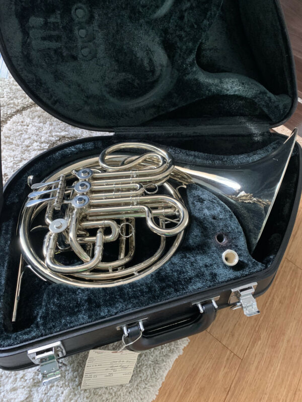 Bach B1112 Double French Horn