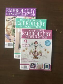 Embroidery Magazines
