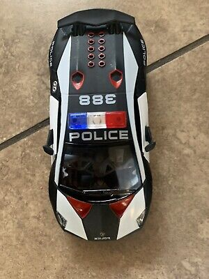 Small Toy Cars (Small Kinsmart toy police car)