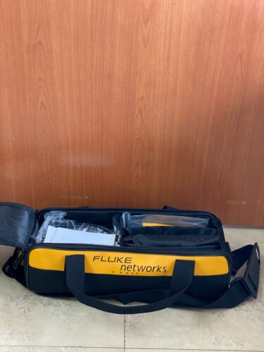 Fluke Networks MicroScanner2 Cable Tester KIT, IntellitonePro, Case +Accessories