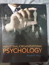 Introduction to Industrial/Organizational Psychology Banyo Brisbane North East Preview