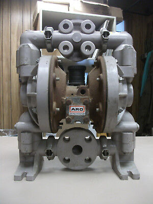 Aro 1 Double Diaphragm Air Operated Non-metallic Pump Ingersoll Rand