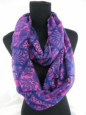 US SELLERlot of 12 bulk infinity Scarf Wrap Fashion Women circular cowl loop