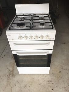 Gas Upright Stove