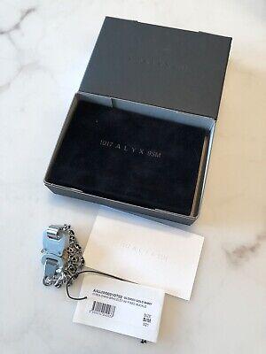 1017 alyx 9sm Bracelet Bought From SSENSE Never Worn MSRP 375 USD Size Small