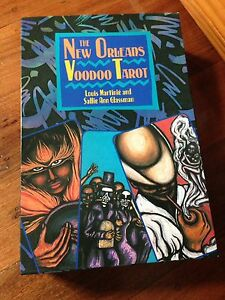 The New Orleans Voodoo Tarot Salisbury Brisbane South West Preview