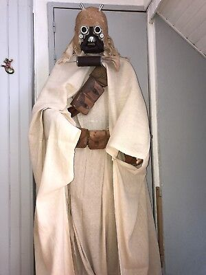 Tusken Raider Costume ANH Star Wars Complet Costume Full Prop