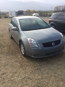 2008 Nissan Sentra auto 2.0 REDUCED