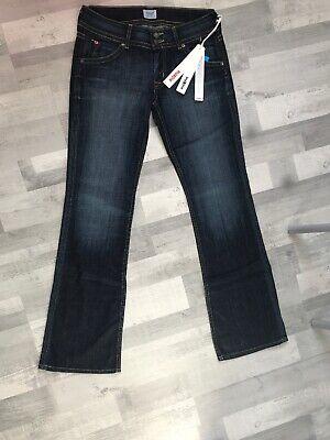 "HUDSON Womens Baby Boot And Boot Leg Jeans Size 30"" Waist 32"" Leg BNWT"