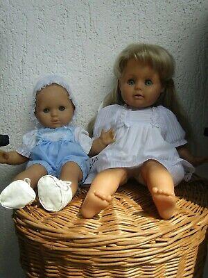 2 älter Spielpuppen   Puppe   Sammeln Hobby  (Puppe Sammeln)