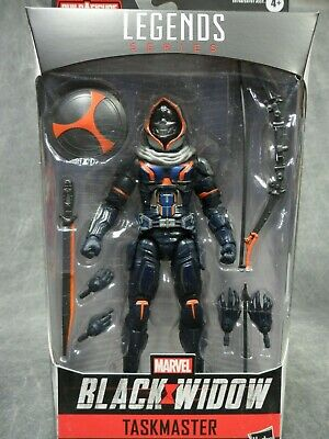 Marvel Legends NEW * Taskmaster * Black Widow BAF Crimson Dynamo Action Figure