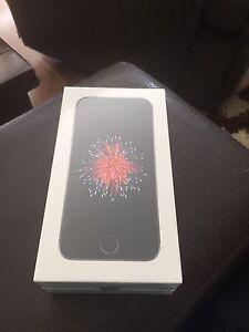 Brand new iPhone SE 16 GB UNLOCKED SEALED
