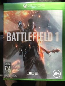 Battlefields 1 (Xbox one) never opened