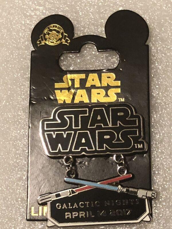 Disney Trading Pins 122672 Star Wars Galactic Nights 2017