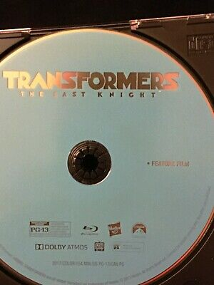 Transformers: The Last Knight [on Blu-ray]   ** BLU RAY DISC ONLY**