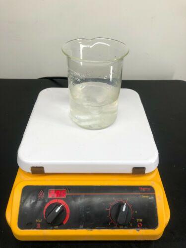 """Thermo Scientific Cimarec Stirring Hot Plate Stirrer 10""""x 10"""" WARRANTY SP131635"""