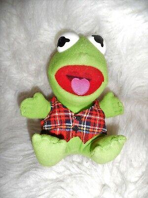 Vintage Kermit The Frog Plush Toy