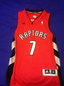 Authentic. Kyle Lowry jersey