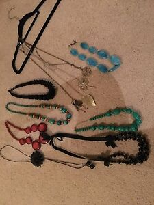 Necklaces assorted Oakden Port Adelaide Area Preview