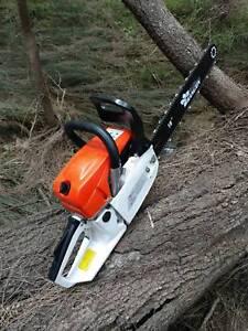 Chainsaw 52cc Brand New - with warranty.