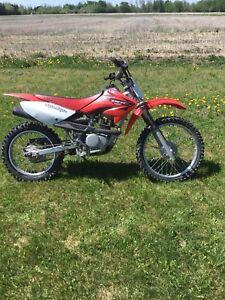 2005 Honda CRF 100