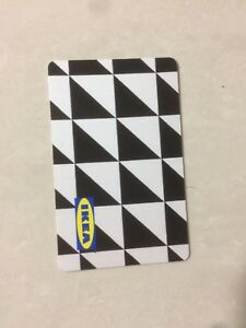 IKEA gift card 50$ for 25