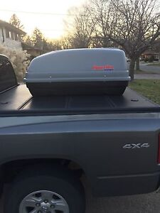 Roof top cargo carrier and racks