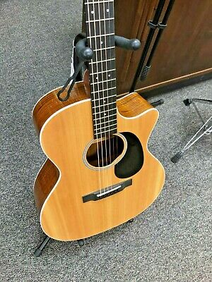 Martin GPCRSG Road Series Guitar w/hard shell case, great condition