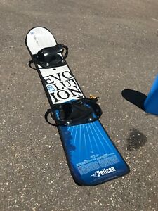 Pelican youth snowboard great condition