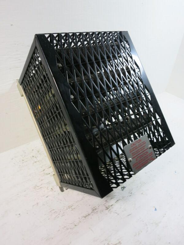 Baldor RGA4802 4800W Braking Resistor Assembly 4800 Watts 2.5 Ohms