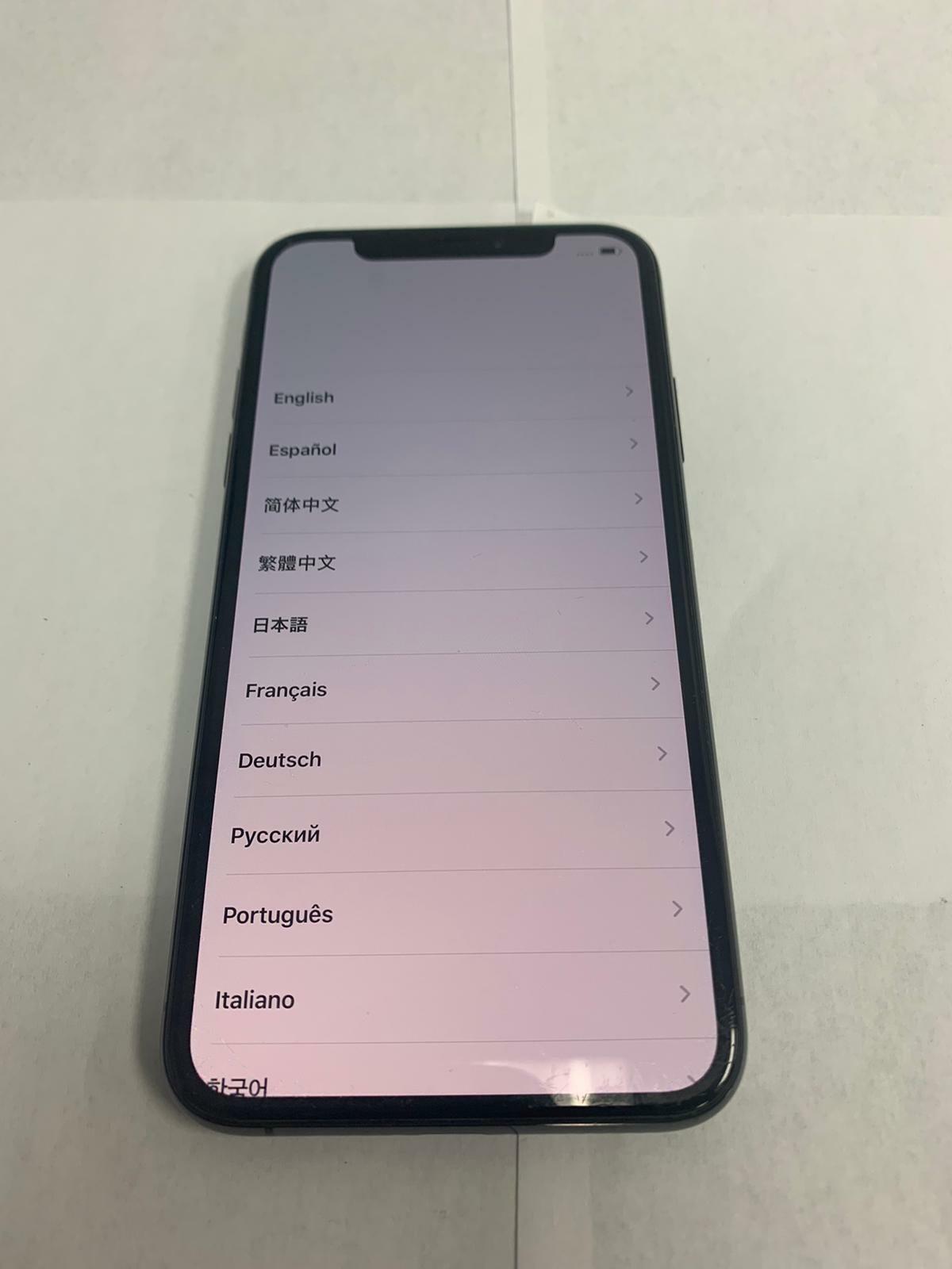 Apple IPhone XS - 64GB - Space Gray Unlocked A1920 CDMA GSM C221 - $315.00